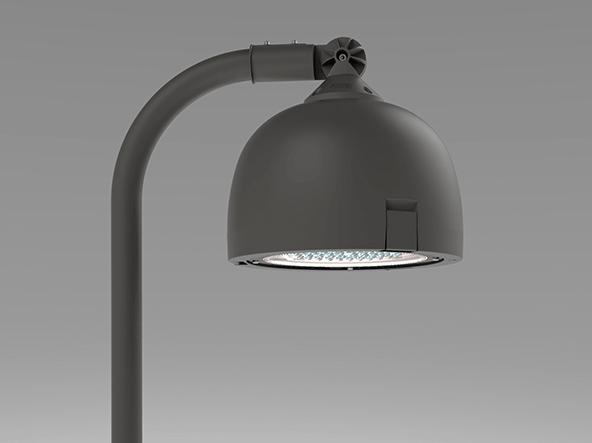 Udendørs belysning i LED