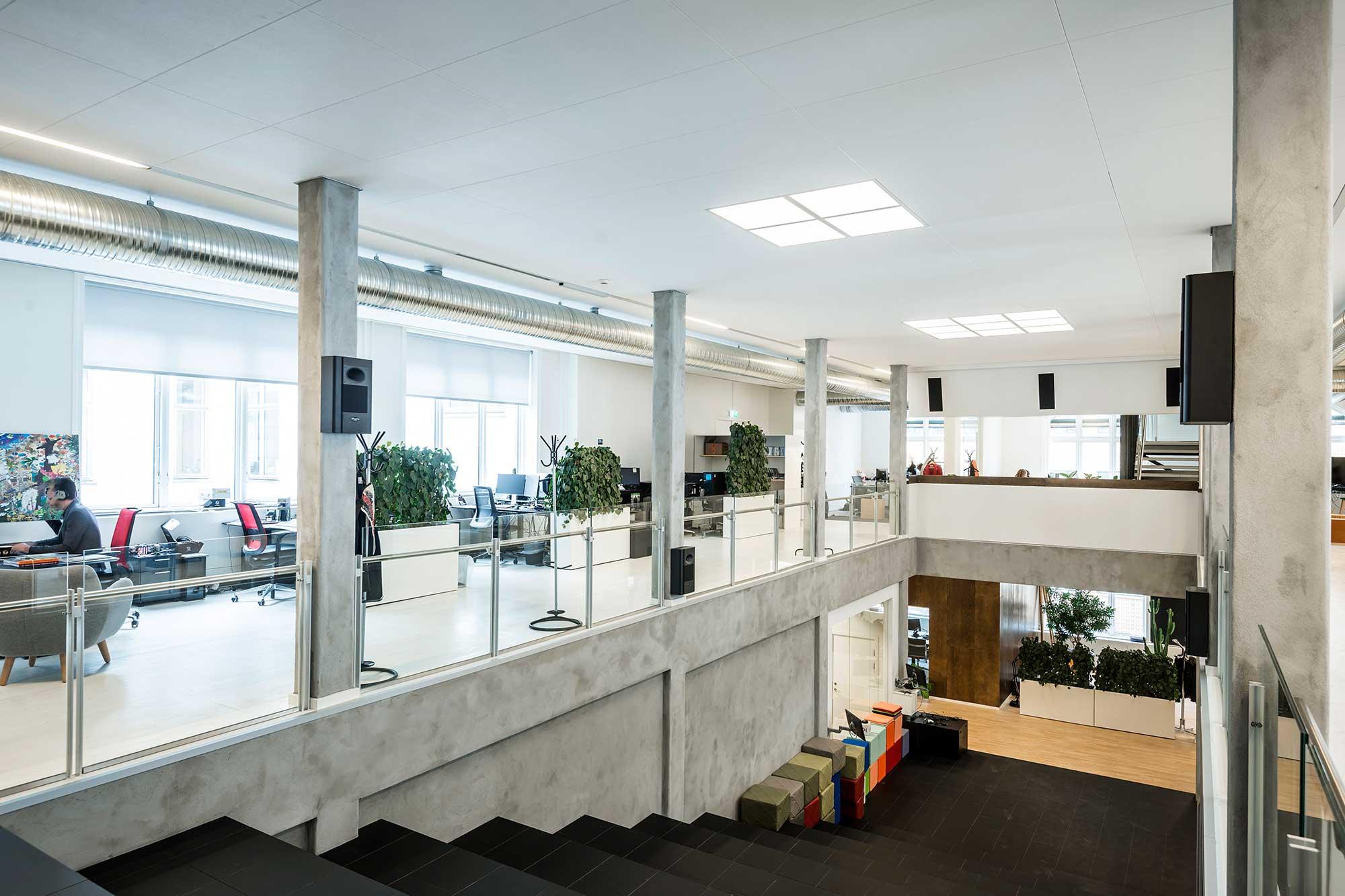 10 Inspirerende Hallen : Inspirerende cases med led belysning kig indenfor og få inspiration